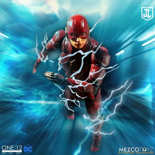 Mezco Toys - Zack Snyders Justice League - The Flash - 02