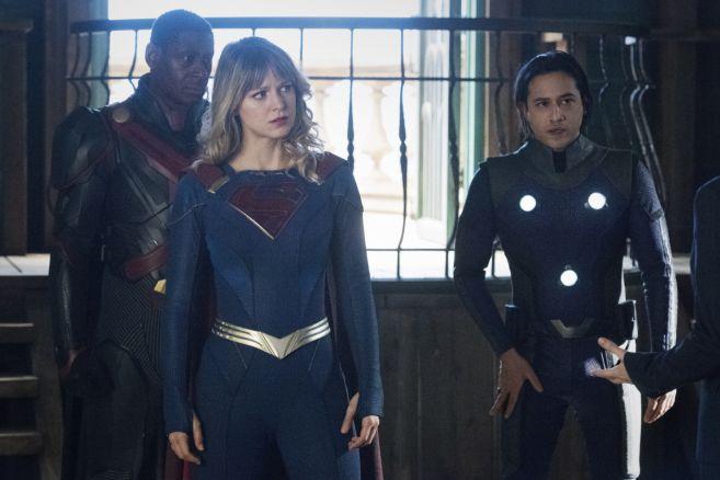 Supergirl - Season 6 - Ep 01 - 03