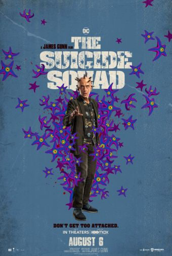 The Suicide Squad - Character Poster - Peter Capaldi - The Thinker - 01