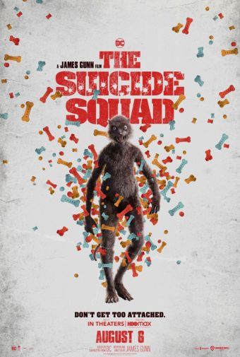 The Suicide Squad - Character Poster - Sean Gunn - Weasel - 01