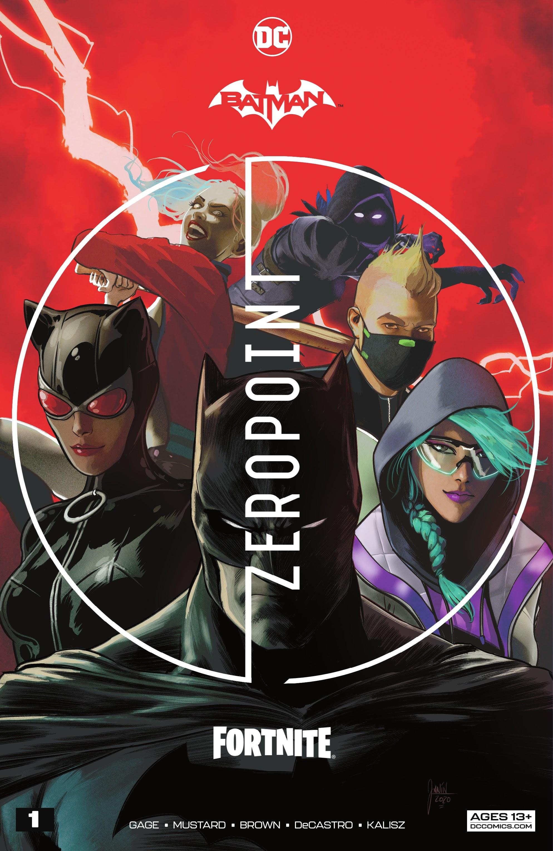 Does Fortnite Use Spare Textures Batman Fortnite Zero Point 1 Review Batman News
