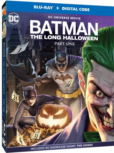 Batman - The Long Halloween - Blu-ray Box - 01