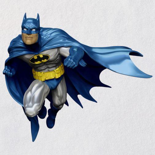 Hallmark - Keepsake Ornaments - 2021 - Batman - The Worlds Greatest Detective - 01