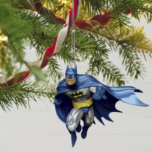 Hallmark - Keepsake Ornaments - 2021 - Batman - The Worlds Greatest Detective - 02