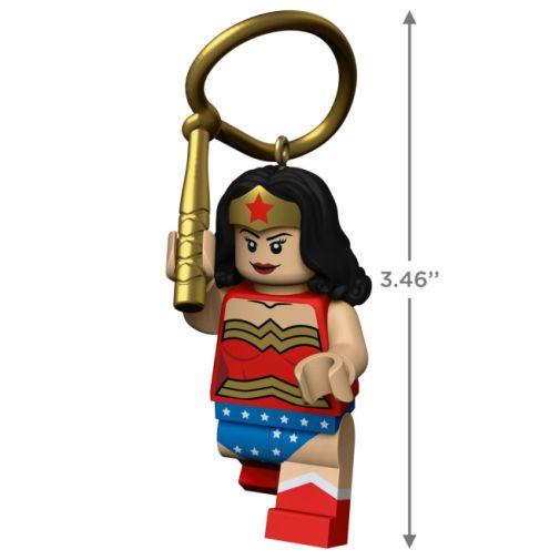 Hallmark - Keepsake Ornaments - 2021 - LEGO - DC Superheroes - Wonder Woman - 03