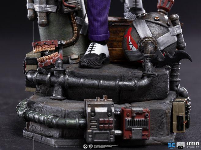 Iron Studios - DC Comics - Joker - Comics - 06
