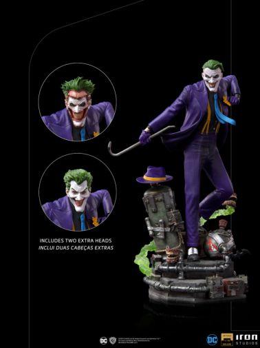 Iron Studios - DC Comics - Joker - Comics - DX - 01