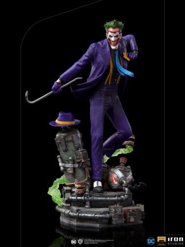 Iron Studios - DC Comics - Joker - Comics - DX - 10