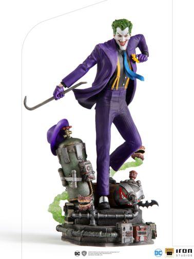 Iron Studios - DC Comics - Joker - Comics - DX - 16