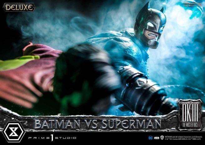 Prime 1 Studio - Batman - The Dark Knight Returns - Batman vs Joker - 02
