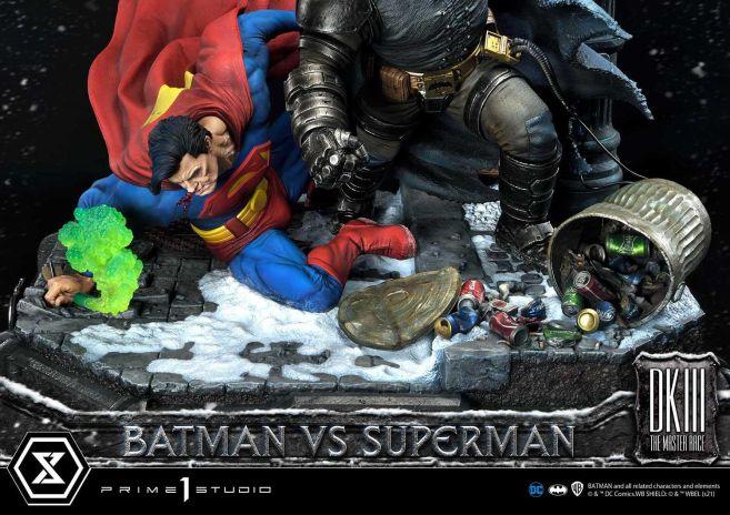 Prime 1 Studio - Batman - The Dark Knight Returns - Batman vs Joker - 105