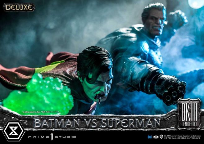Prime 1 Studio - Batman - The Dark Knight Returns - Batman vs Joker - 67