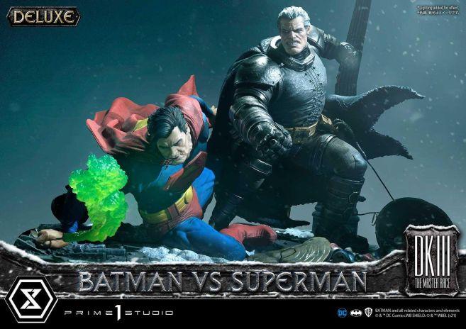 Prime 1 Studio - Batman - The Dark Knight Returns - Batman vs Joker - 75