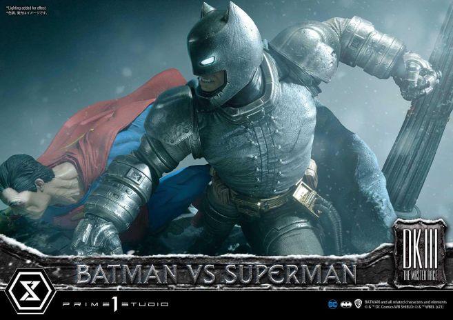 Prime 1 Studio - Batman - The Dark Knight Returns - Batman vs Joker - 98