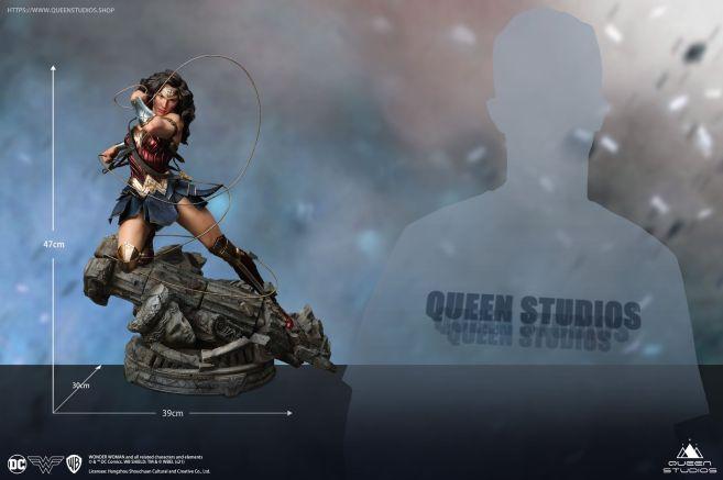 Queen Studios - Wonder Woman - 37