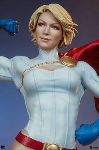 Sideshow - DC - Power Girl Premium Format Figure - 05