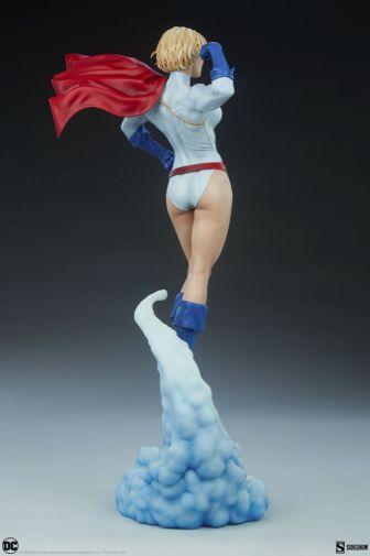 Sideshow - DC - Power Girl Premium Format Figure - 09