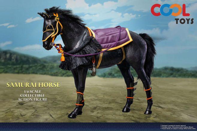 Star Ace Toys - Batman Ninja - Ninja Version With Horse - 01