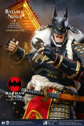 Star Ace Toys - Batman Ninja - Ninja Version With Horse - 16