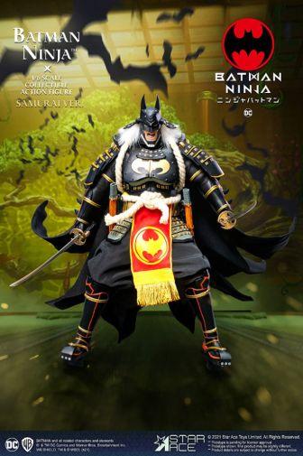 Star Ace Toys - Batman Ninja - Ninja Version With Horse - 20