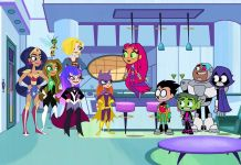 Teen Titans GO! and DC Super Hero Girls Crossover