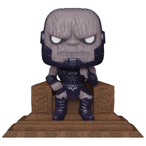 Zack Snyders Justice League - Pop Figures - Darkseid on Throne - 01