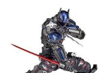 Amazing Yamaguchi - Revoltech - Arkham Knight - Featured - 01