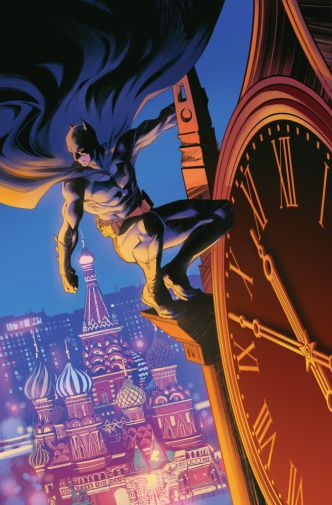 Batman - The World - Russia