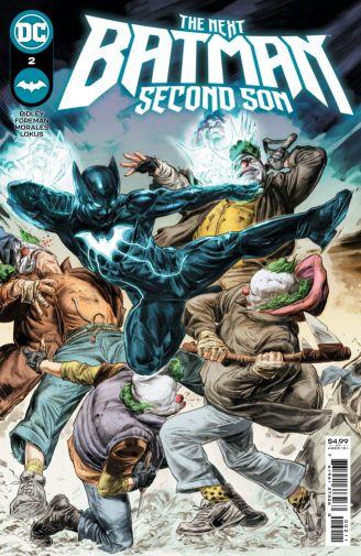 The Next Batman Second Son 2