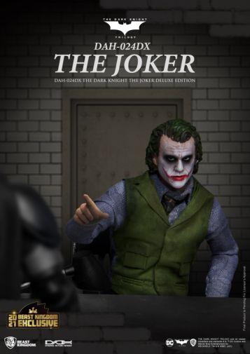 Beast Kingdom - DC - Dark Knight - DAH - Joker - Deluxe - 02