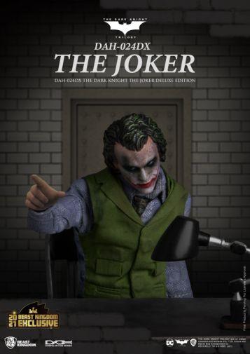 Beast Kingdom - DC - Dark Knight - DAH - Joker - Deluxe - 04