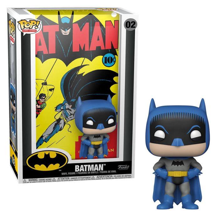 Funko - Pop - Comic Cover - 2 - Batman - 01