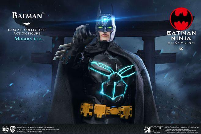 Star Ace Toys - Batman Ninja - Batman - Moden Day - 08