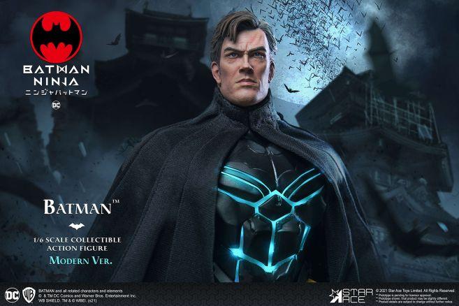 Star Ace Toys - Batman Ninja - Batman - Moden Day - 12