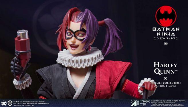 Star Ace Toys - Batman Ninja - Harley Quinn - 09
