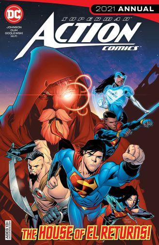 Action Comics 2021 Annual 1