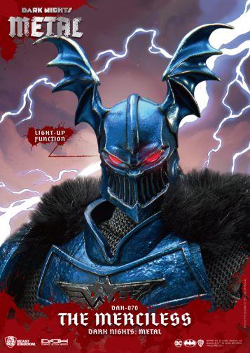 Beast Kingdom - DAH - Dark Nights - Death Metal - Merciless - 10