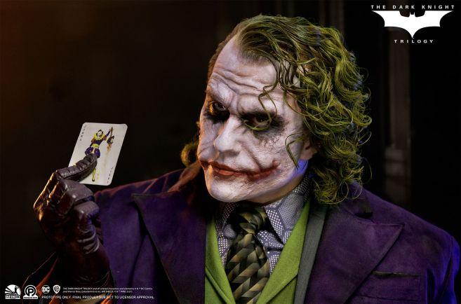 Infinity Studio - The Dark Knight - Joker - 01