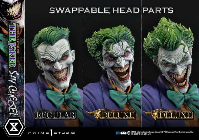 Prime 1 Studio - Comics - Joker - Say Cheese - 09