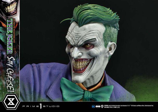 Prime 1 Studio - Comics - Joker - Say Cheese - 105