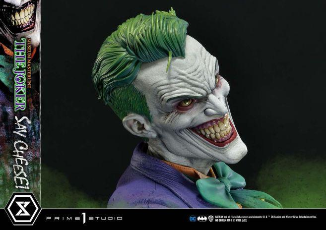 Prime 1 Studio - Comics - Joker - Say Cheese - 106