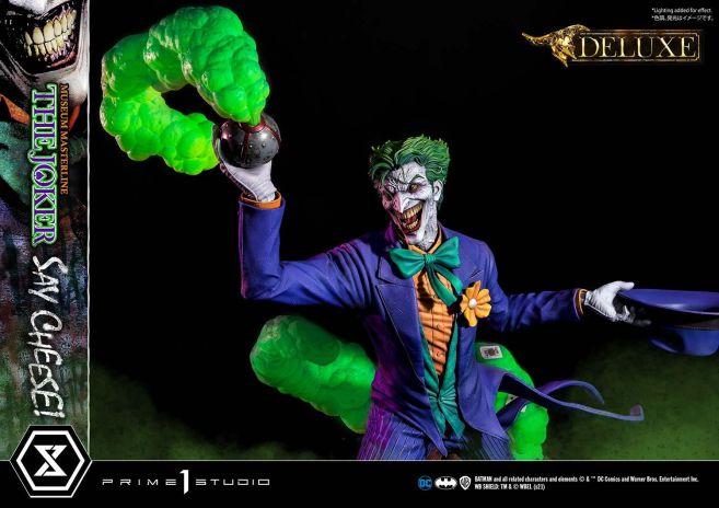 Prime 1 Studio - Comics - Joker - Say Cheese - 38