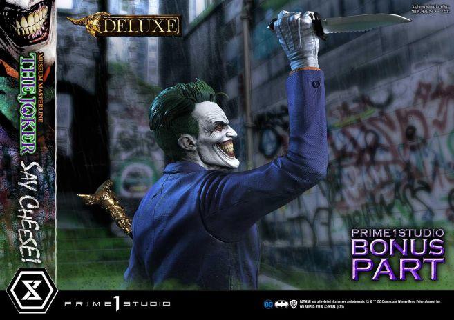 Prime 1 Studio - Comics - Joker - Say Cheese - 44