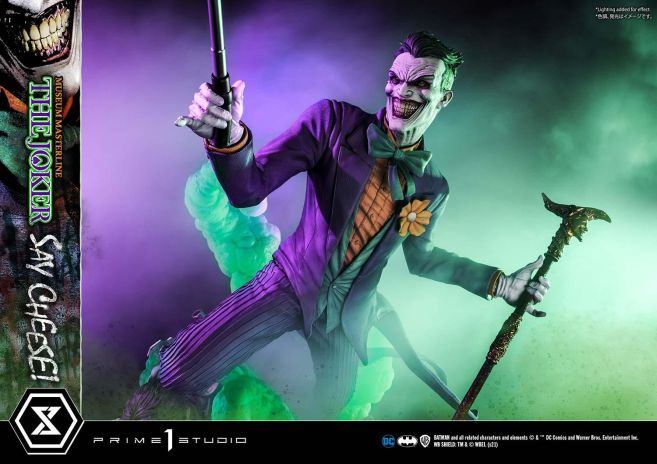 Prime 1 Studio - Comics - Joker - Say Cheese - 81