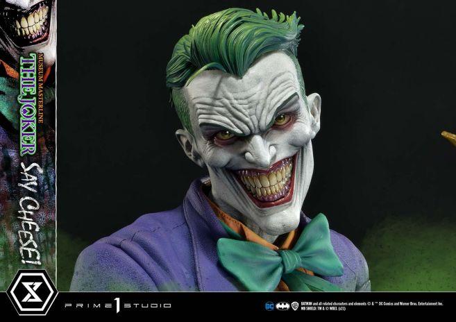 Prime 1 Studio - Comics - Joker - Say Cheese - 86