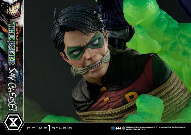 Prime 1 Studio - Comics - Joker - Say Cheese - 87