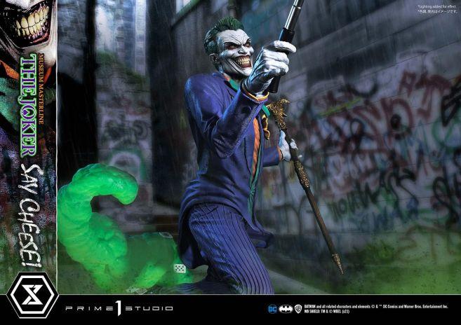 Prime 1 Studio - Comics - Joker - Say Cheese - 95