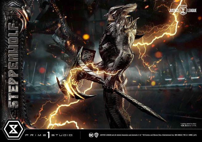 Prime 1 Studio - Zack Snyders Justice League - Steppenwolf - 07