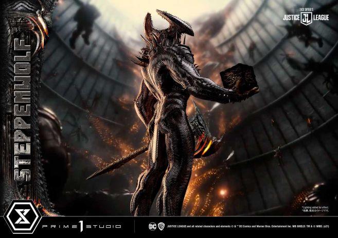 Prime 1 Studio - Zack Snyders Justice League - Steppenwolf - 08