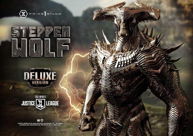 Prime 1 Studio - Zack Snyders Justice League - Steppenwolf - 09